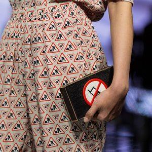 🆕 Anya Hindmarch No Mobile 2Ways Mini bag